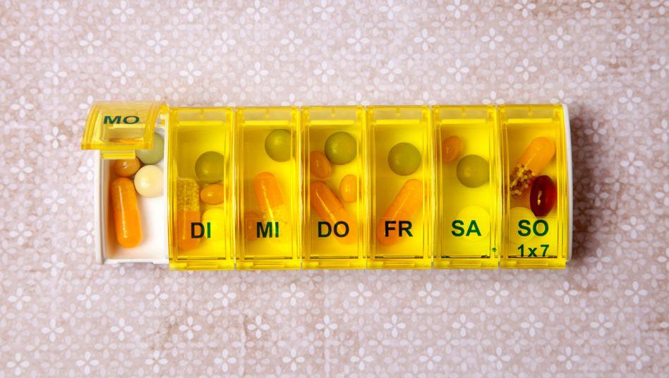 """Tabletten für jeden Tag: """"Bei mehr als fünf Mitteln sollte jeder Patient vorsichtig werden"""""""