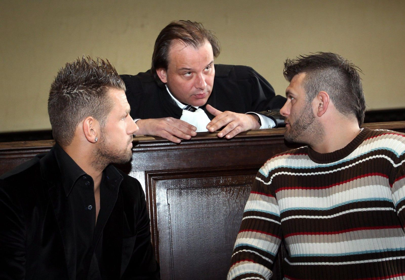 Logan Bailly appears at court