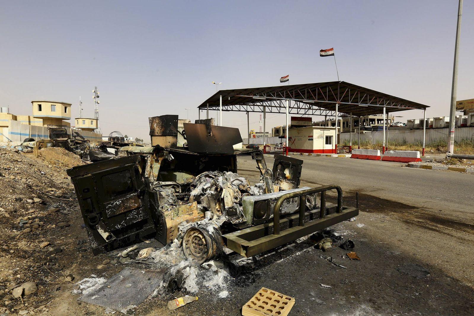 Irak/ Mossul