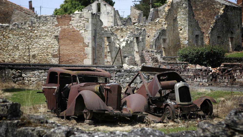 Photo Gallery: Remembering Oradour-sur-Glane