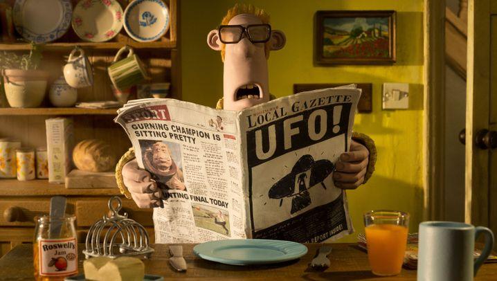 """""""Shaun das Schaf 2 - UFO-Alarm"""": Der Kampf mit der Dingwelt"""