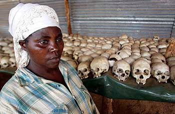Rwanda showed again that the world hasn't stopped genocide.