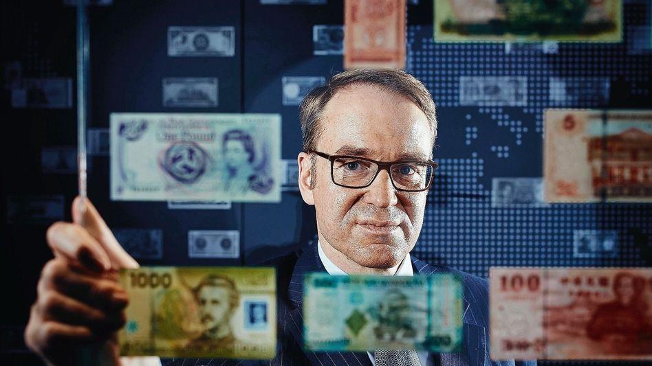 Notenbankchef Weidmann: Hoffnungsträger orthodoxer Geldpolitiker