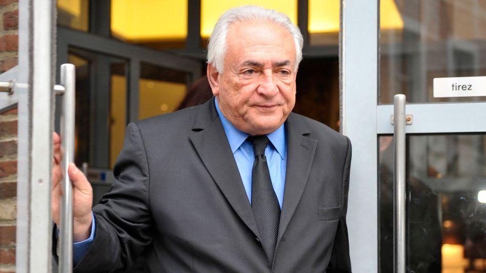 Ex-IWF-Chef Strauss-Kahn: Neue Aufgabe in der Ukraine
