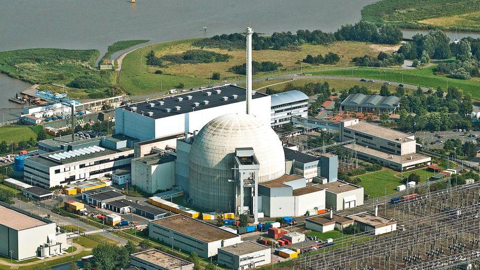 """Atomkraftwerk Unterweser (Juli 2007): """"Strahlenschutz für die Bürger verbessern"""""""