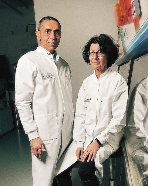 BioNTech founders Uğur Şahin and Özlem Türeci: A vision to create an individualized cancer care