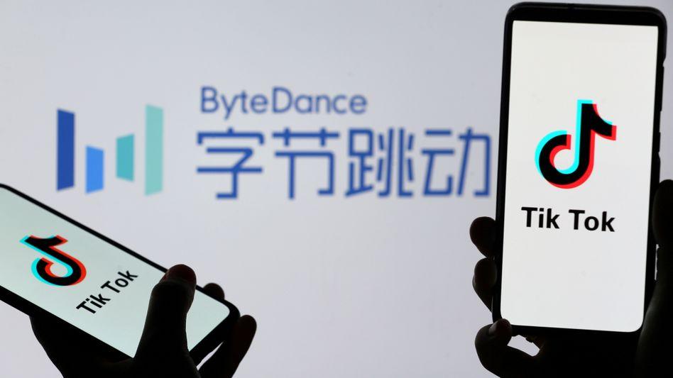 Umstrittene App TikTok: Weltweit nutzen nach Unternehmensangaben zwei Milliarden Menschen das soziale Netzwerk