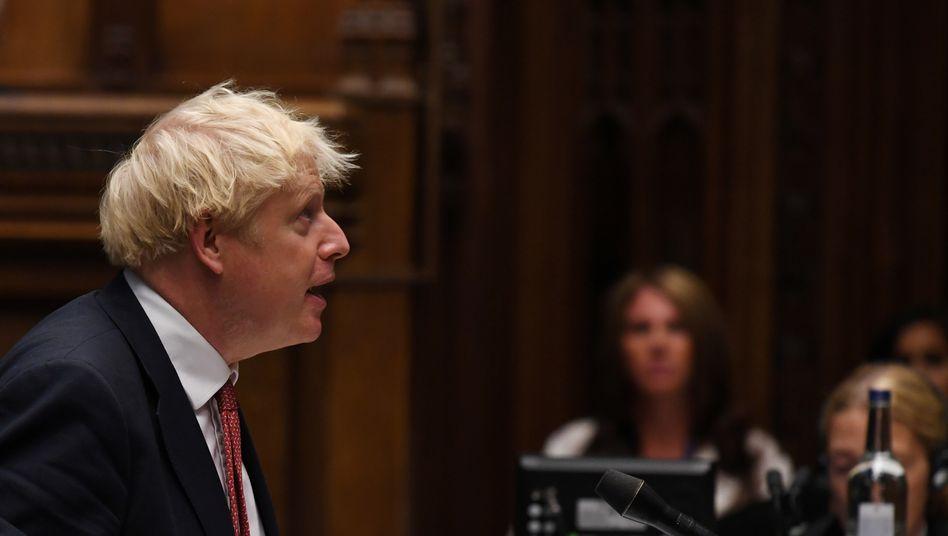 Die EU fand deutliche Worte für die Änderungspläne von Johnsons Regierung - und stellt ein Ultimatum