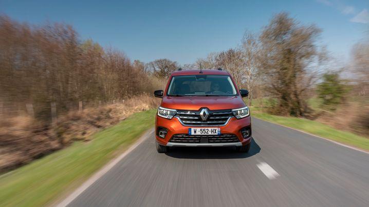 Renault Kangoo: Ein Gefühl von Weite
