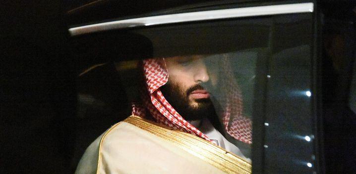 Thronfolger Mohammed bin Salman