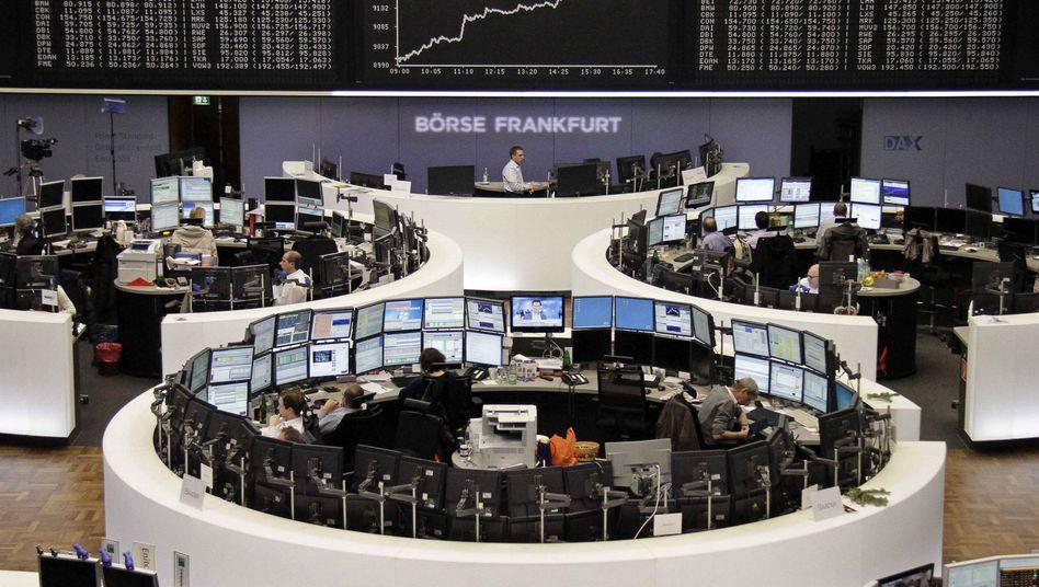 Frankfurter Börse: Auch die amerikanischen Indizes legten zu