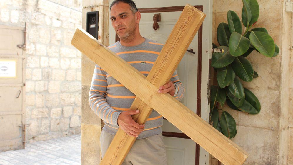Kreuzverleih in Jerusalem: Ein bisschen Leid muss sein