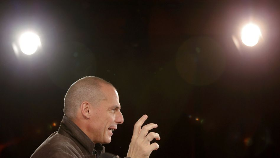 Griechenlands Ex-Finanzminister Varoufakis: Der selbsternannte Retter Europas
