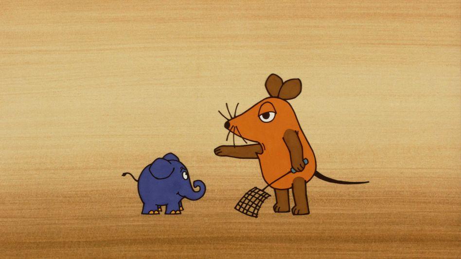 """Seit beinahe 50 Jahren auf dem Bildschirm zu Hause: """"Die Sendung mit der Maus"""""""