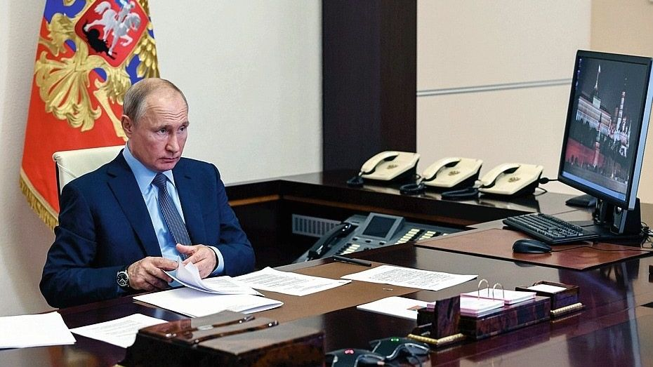 Stratege Putin