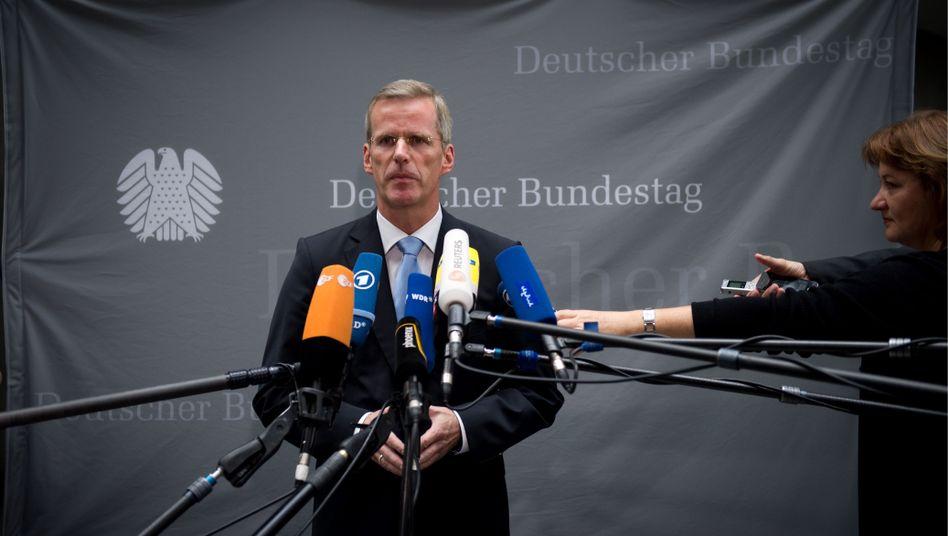 """Clemens Binninger, Obmann der Unionsfraktion im NSU-Ausschuss: """"Politisch unsensibel"""""""