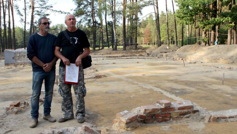 Photo Gallery: The Excavation of Sobibór