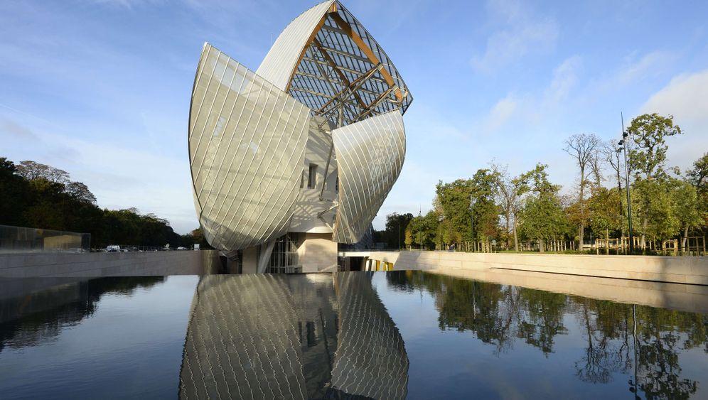 Fondation Louis Vuitton: Monument für den Luxus-Pharao