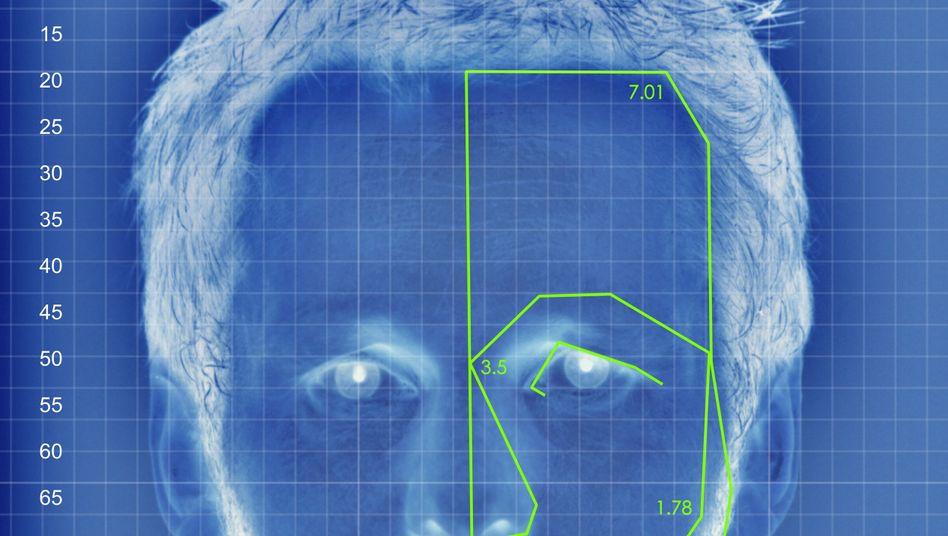 Gesichtserkennung: Es müsse möglich sein, durch die Straßen zu gehen, ohne erkennt zu werden