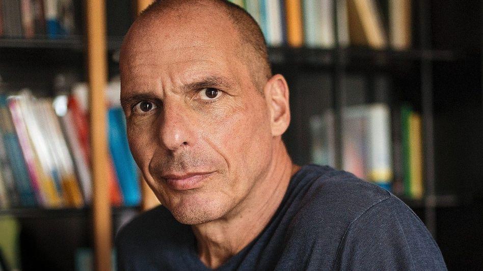 Yanis Varoufakis: Economist, politician, author.