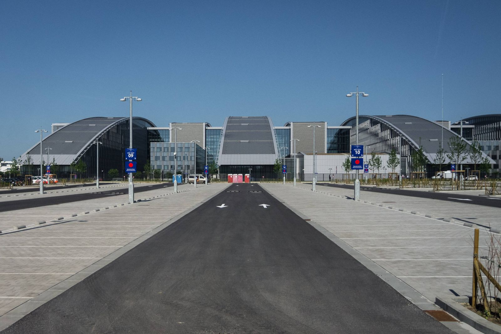 New Nato Headquarters in Bruxelles 25 05 2017 Belgium Brussels Visit of the New Nato Head