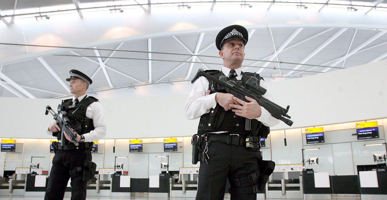 London / Terror