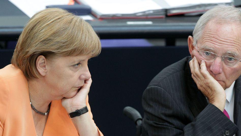 Zwangsabgabe für Sparer: Zypern-Chaos entzweit Deutschlands Euro-Retter