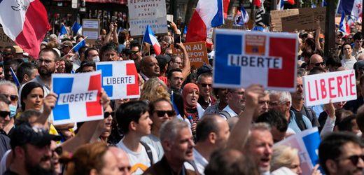 Frankreich: Verfassungshüter billigen verschärfte Corona-Restriktionen