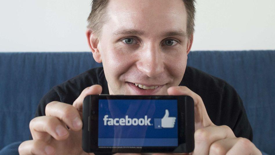 Sammelklage wegen Datenschutz: 25.000gegen Facebook