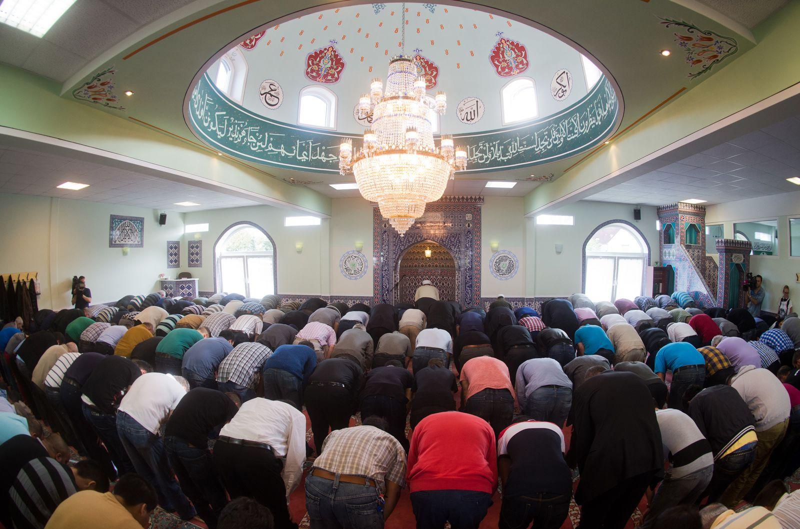 Freitagsgebet/ Moschee
