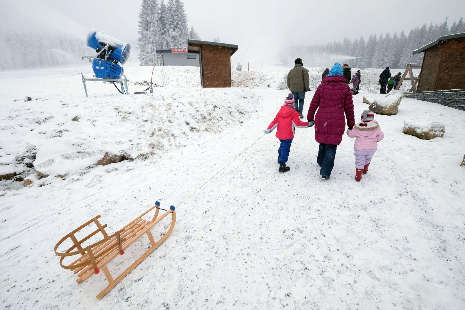Wintersportparadies Harz
