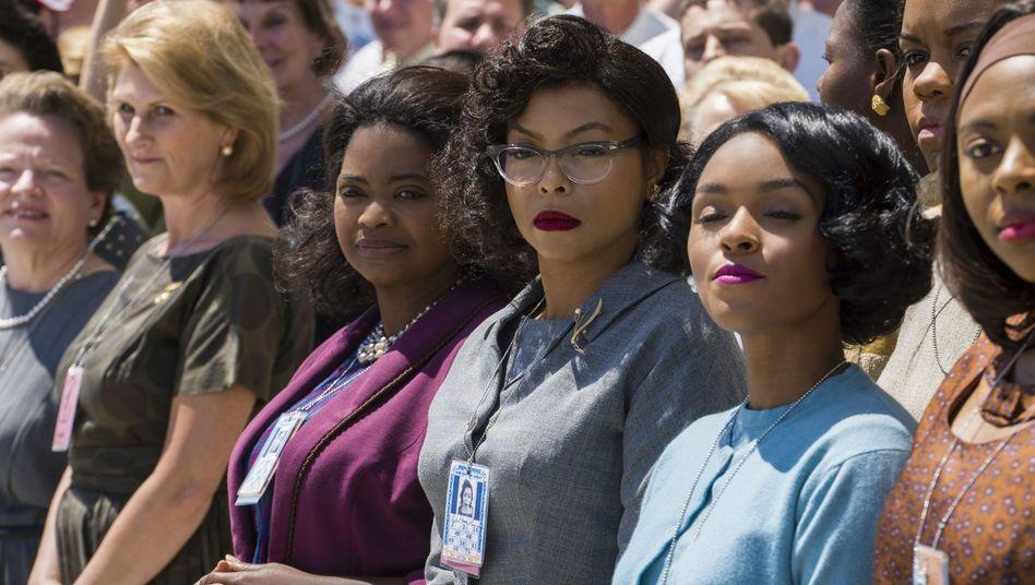 "Feelgood-Drama ""Hidden Figures"": Plötzlich Oscar-Kandidat"