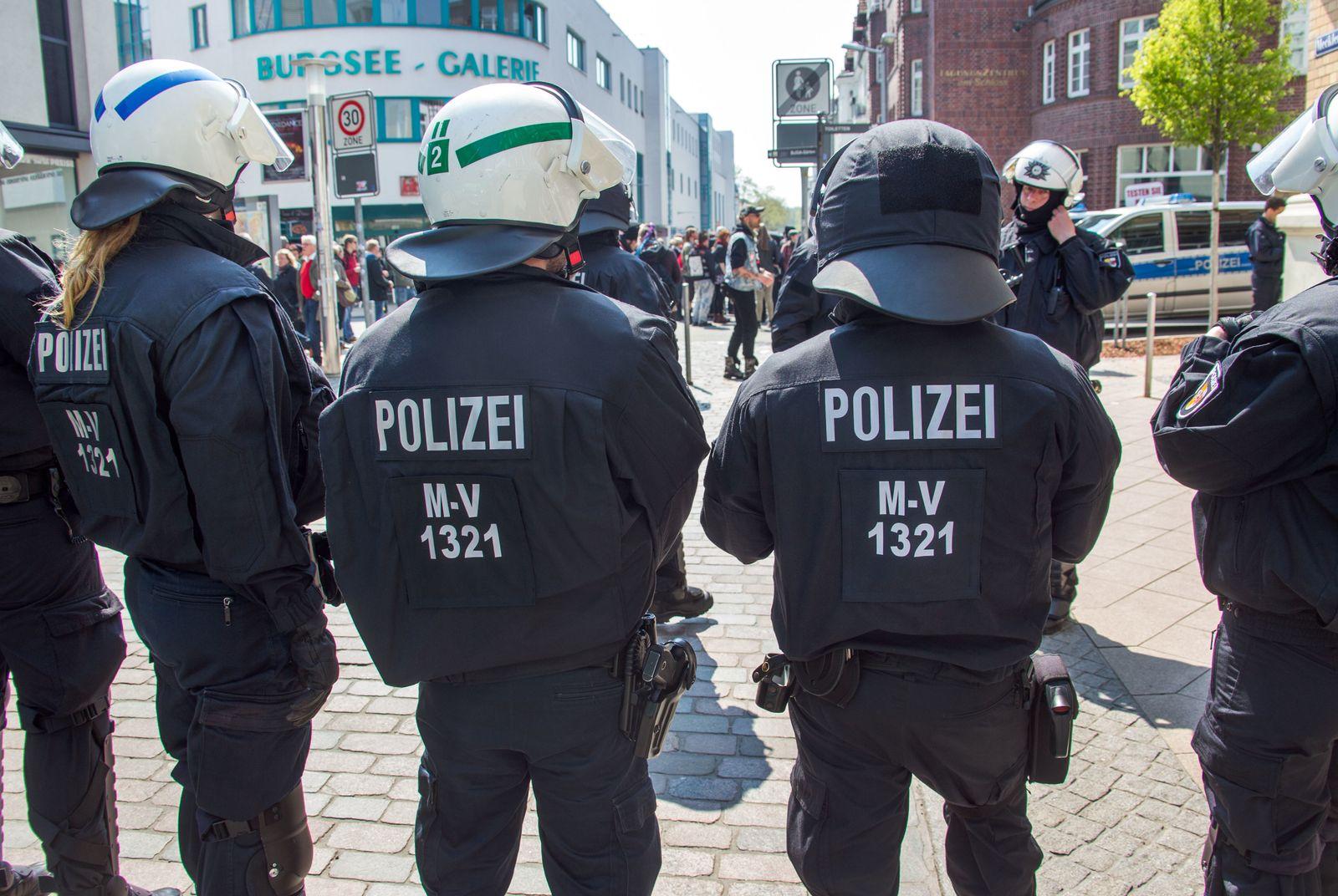 Polizei/ Schwerin