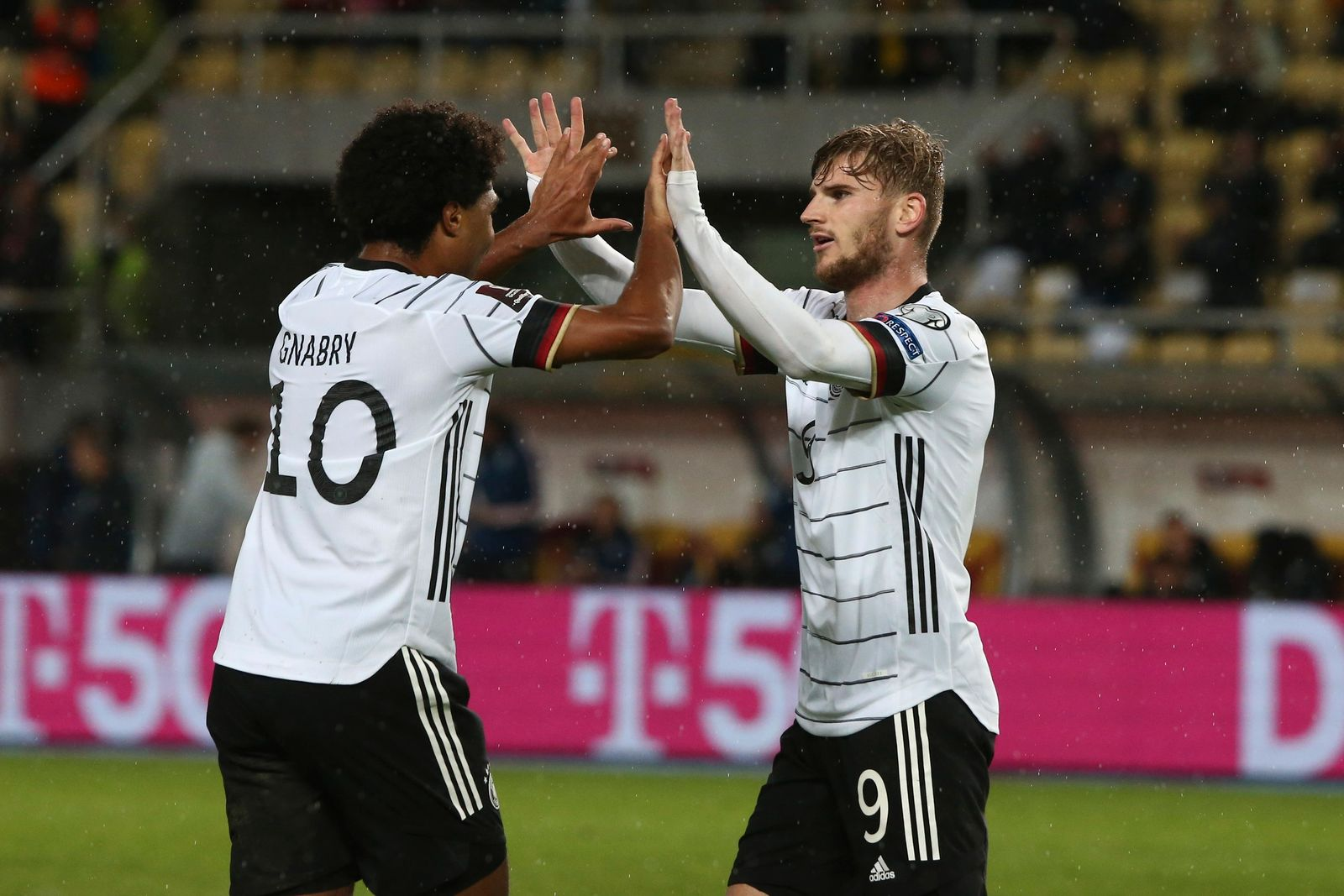 North Macedonia Germany WCup 2022 Soccer