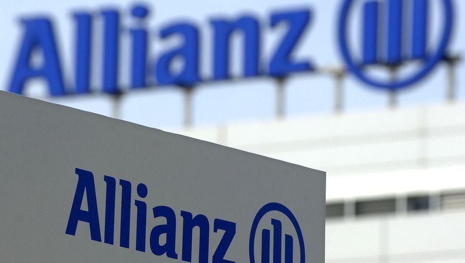 Allianz-Zentrale in München: Nur 100 Millionen an zusätzlichen Belastungen durch Corona