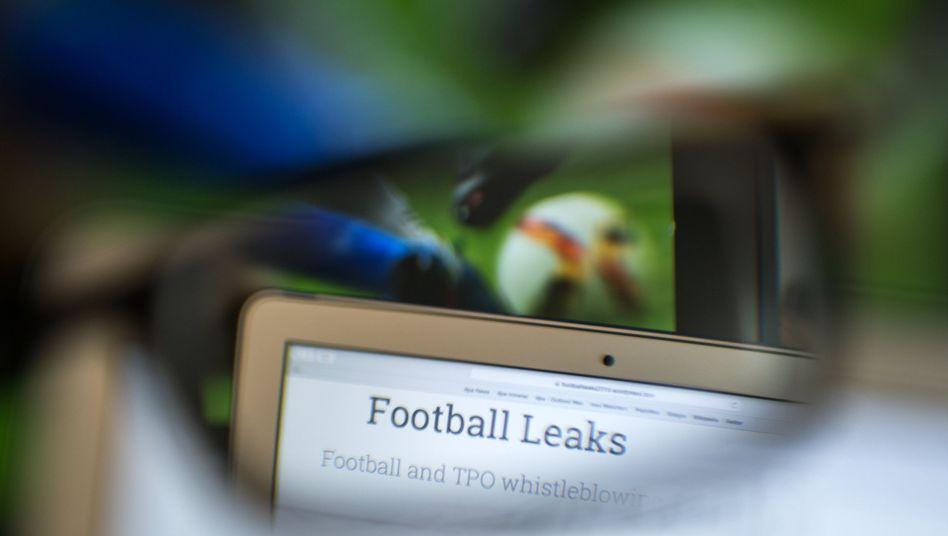 Football Leaks (Symbolbild)