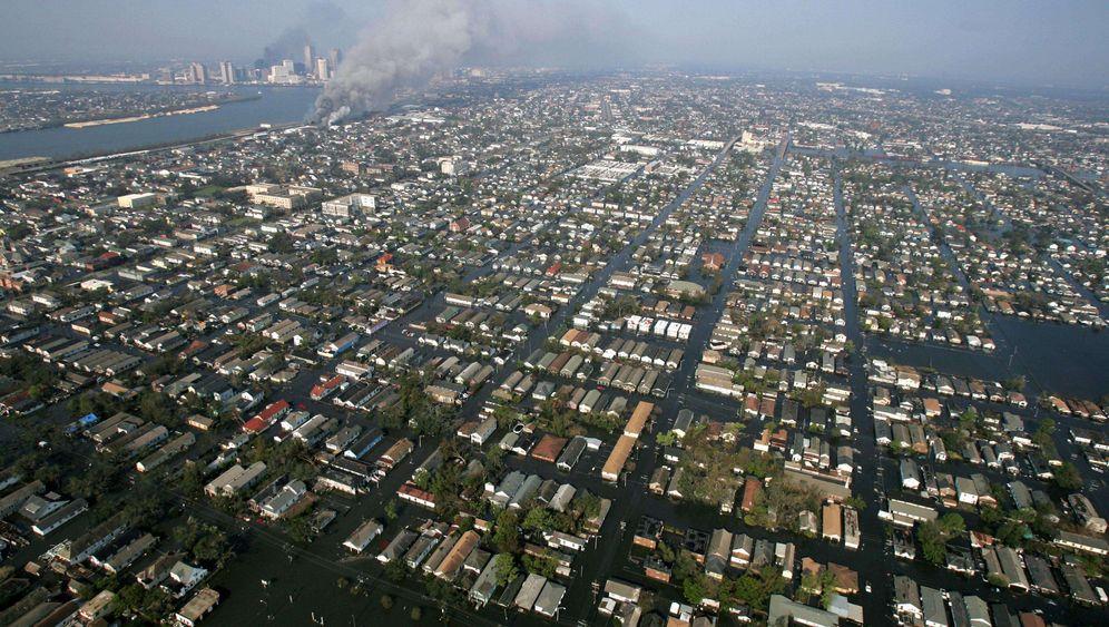 Hurrikan Katrina: Späte Folgen der Sintflut