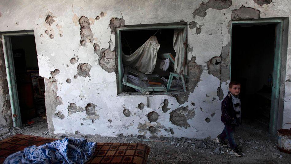 Provinz Idlib: Mehrere Krankenhäuser wurden in den vergangenen Wochen Ziel von Luftangriffen