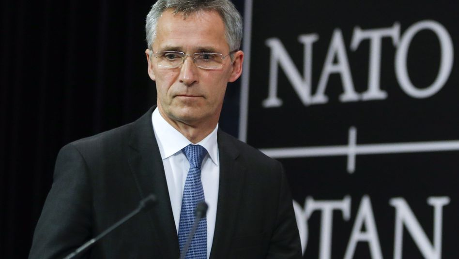 """Nato-Generalsekretär Stoltenberg: """"Ich rufe zu Ruhe und zu Deeskalation auf"""""""