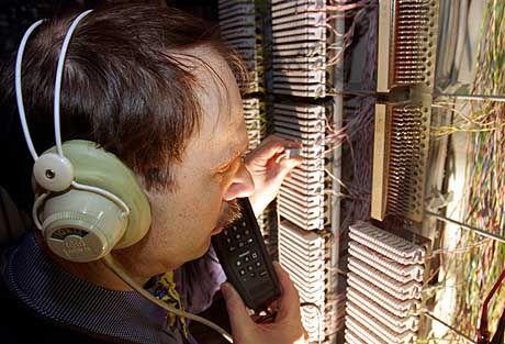 Lauschangriff: So sah Überwachung vor zehn Jahren aus