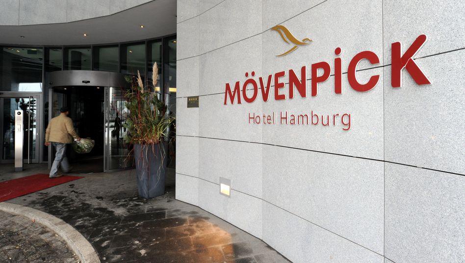 Mövenpick-Hotel in Hamburg: Spende ordnungsgemäß verbucht