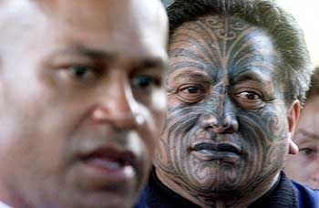 Die Maoris blicken selbstbewusst in die Zukunft