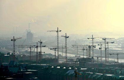 """Hamburger """"Hafen-City"""": Industrieumsätze dramatisch eingebroch"""
