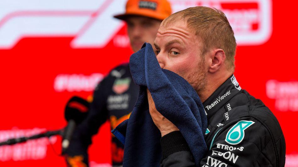 Valtteri Bottas nach dem Rennen: »Scheißdreck!«