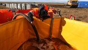 Schwierige Aufräumaktion in der Tundra
