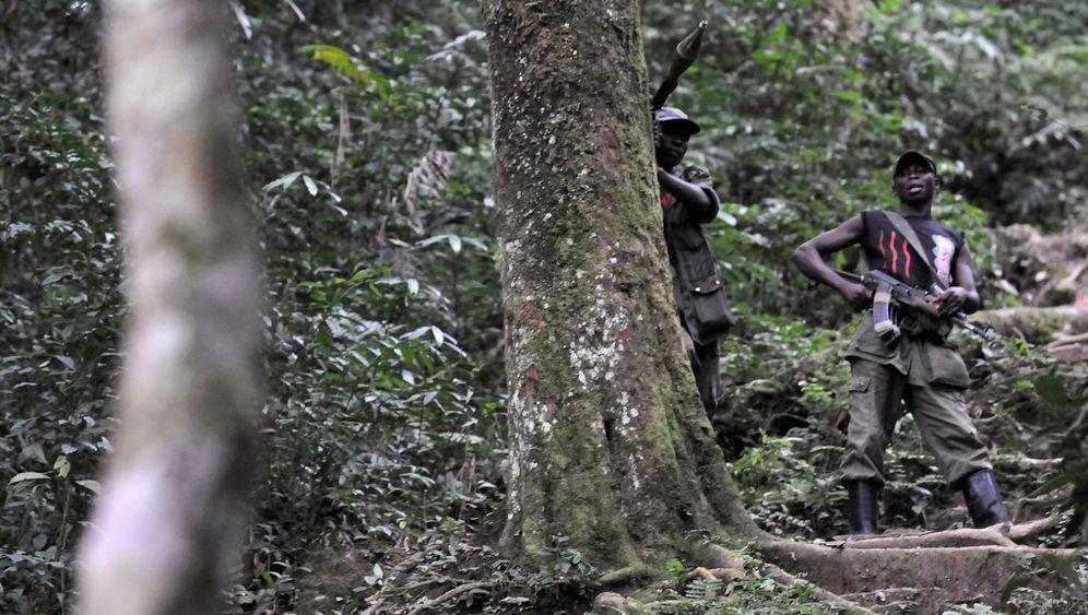 FDLR: Krieger im Kongo