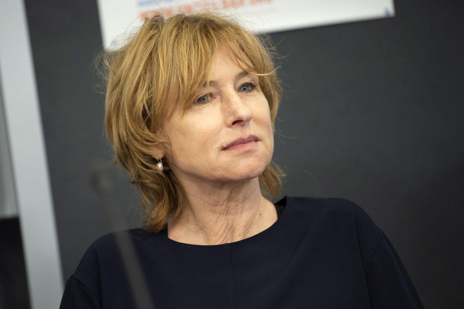 Corinna Harfouch wird Berliner «Tatort»-Kommissarin