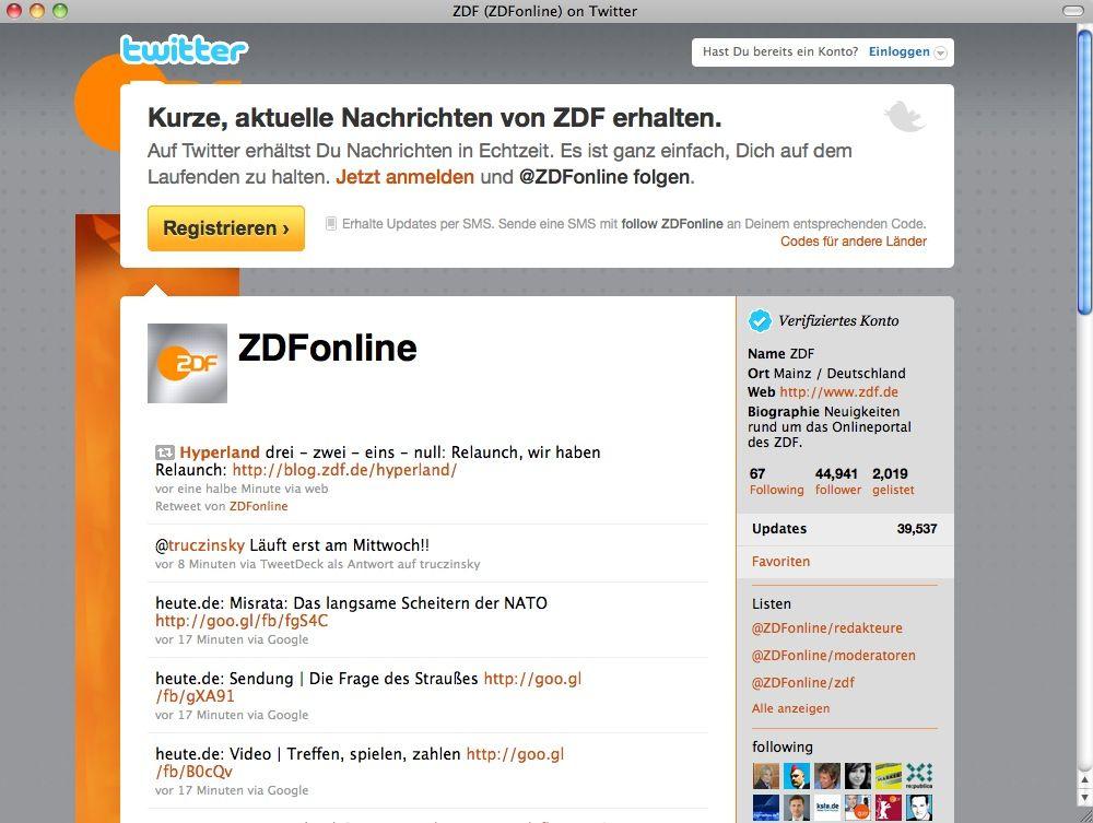 SCREENSHOT ZDF / Twitter