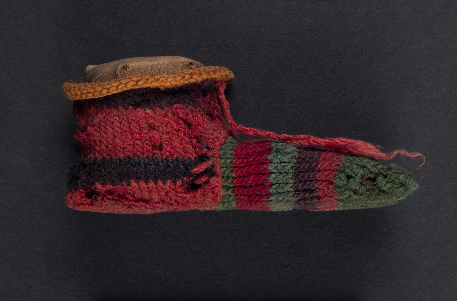 EINMALIGE VERWENDUNG Multispektral Bilder/ Socke