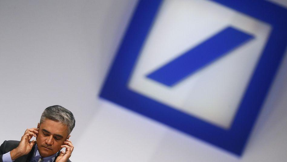 """Bankchef Jain bei der Hauptversammlung im Mai: """"Er hat die Dinge verantwortet"""""""